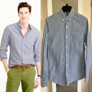 J. CREW | Lightweight Oxford Shirt - Size Small